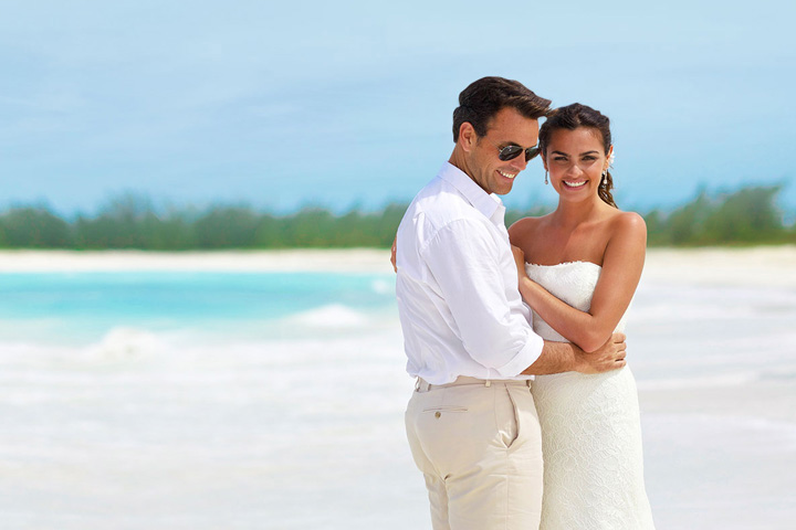Options for Our Sandals Resorts Destination Wedding