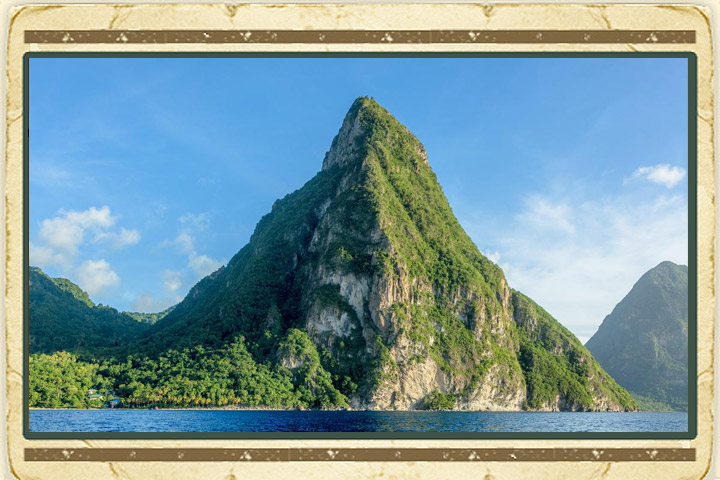 Gros Piton Hike from Soufriere